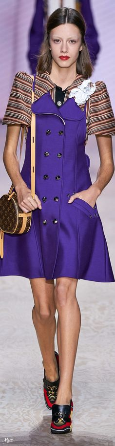 High Fashion, Fashion Show, Fashion Brands, Purple Outfits, Louis Vuitton, French Fashion Designers, Purple Hues, Fall Wardrobe, Designer Collection