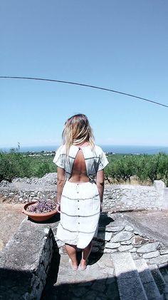 """Isabella"" dress"