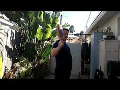 Break down complicated movement to basic movements. indian club patterns of movement. - YouTube