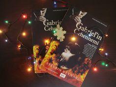 Gabriel'in Cehennemi Blog Turu'nun çekiliş kitapları...