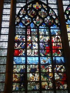 vitraux de de l'église ste Jeanne d'Arc Rouen (76)