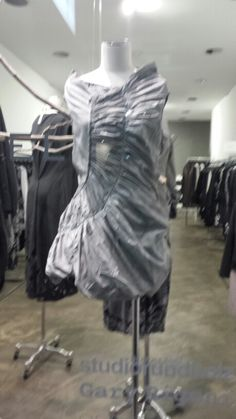 Dress on Lygon St