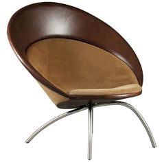 """""""Icon"""" Lounge chair by Nanna Ditzel."""