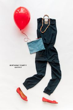 What to wear... to a birthday party. @goldentote