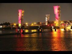 ▶ Sluiting Hollandse IJsselkering bij Krimpen aan den IJssel @Rijkswaterstaat - YouTube