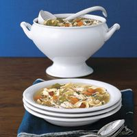 Chicken Noodle Soup - Slow Cooker Recipes - Good Housekeeping