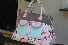 Melly and Me Sleepover bag