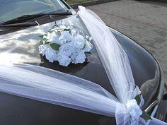 Dekorace na auto Wedding Car Decorations, Flower Decorations, Wedding Bells, Wedding Day, Gypsophila Wedding, Baby Shower Baskets, Bridal Car, Wedding Consultant, Wedding Styles