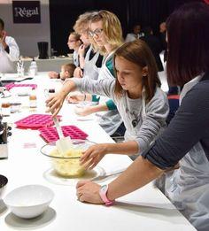 Atelier de cuisine avec les enfants