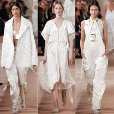 Balenciaga and Dior Woo With Simply Romantic Looks at Paris Fashion Week from InStyle.com