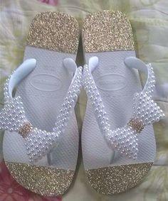 Nice reception shoe idea