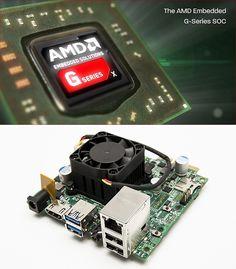 ชิปอเนกประสงค์แบบฝัง ตระกูล G ของ AMD เสริมพลังให้ Gizmo 2 บอร์ดพัฒนาใหม่ สำหรับนักพัฒนา DIY  .....อ่านเพิ่มเติมได้ที่....   https://www.facebook.com/photo.php?fbid=826815810703013&set=a.419250071459591.109953.100001238053246&type=1&theater