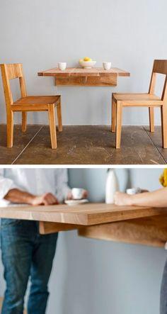 AuBergewohnlich Kleine Küchentisch Ideen