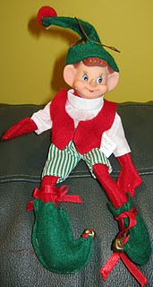 This is the exact same Elf as Ava's from her Great Grammie :)