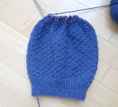 The Dotty Beanie Knit Pattern - All About Ami Beanie Knitting Patterns Free, Knit Beanie Pattern, Knitting Paterns, Baby Hats Knitting, Knitting Stitches, Knitting Needles, Knit Patterns, Knitting Projects, Crochet Projects