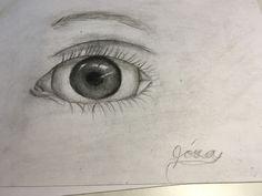 My draw eye..