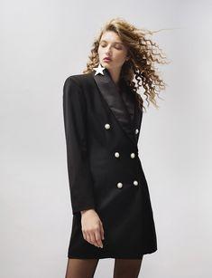 Fall Winter, Coat, Jackets, Dresses, Fashion, Down Jackets, Vestidos, Moda, Sewing Coat
