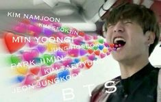To ja always kiedy widzę BTS Namjoon, Taehyung, Bts Meme Faces, Memes Bts Español, Jung So Min, K Pop, Jungkook Meme, Bts Emoji, Jin