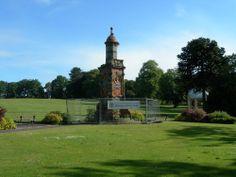 Brinton's Park, Kidderminster