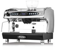 Cybercino Commercial Cappuccino Coffee & Espresso Machine