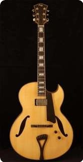 Reitz #Guitars #Archtop Made To Order #Guitar #luthier #lutherie