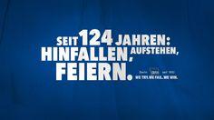 """Hertha BSC on Twitter: """"124 Jahre und kein bisschen alt: Wir gratulieren allen Herthanern zu unserem Geburtstag! 🎉🎁🎂🎈💙…"""