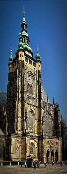 St. Vitus Cathedral ( Prague )