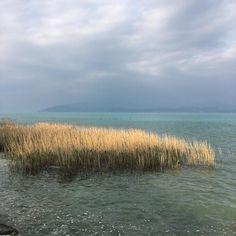 The lake. #lake #water #clouds #sirmione #nature #igers #igersitalia