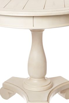 Ashley Furniture Signature Design  Mirimyn End Table  Cottage Style Accent Table  Chipped White >>> Read more at the image link. (This is an affiliate link) #AshleyFurnitureDecor