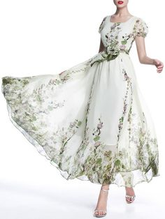 If I was going to prom, and wanted a lovely, modest dress, not in the usual style...