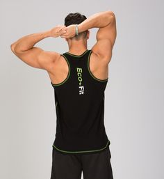 Amazon Organic Muscle Tank Top