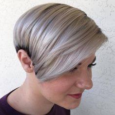 10 prachtige blonde korte kapsels die jou helemaal laten stralen deze lente! - Pagina 3 van 10 - Kapsels voor haar