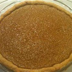 Délicieuse tarte au sucre (delicious sugar pie)