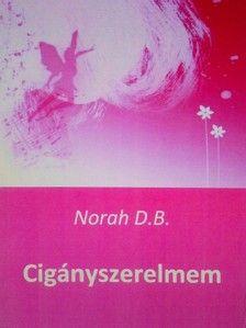 D.B Norah - Cigányszerelem [eKönyv: pdf, epub, mobi]