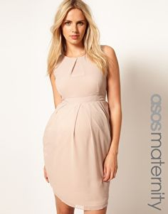 ASOS Maternity Exclusive Tulip Dress...this one is for you lisa incase your prego by may:)