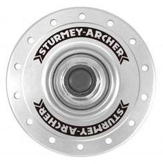 Sturmey Archer HBT - Track Hub to match my #S3X | #Hubs #Wheels