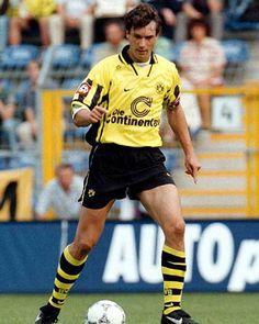 Michael Zorc - BVB deutscher Nationalspieler