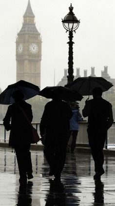 """On this """"momentous"""" (check definition) day that is 23rd of June, 2016, the day of the EU referendum in the UK, London is being hit by a storm; flash floods, thunder, and lightning. Pray that this is not an omen as to what the result of the voting will be; for if such is the result to remain, the whole of Europe will be cast into a dim and dismal abyss the likes of which we have not seen since the tyranny dished out by evil perpetrators in the Second World War. In contrast, just check out my…"""