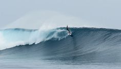 Ryan Burch Testing New Designs in the South Pacific