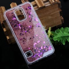 New Fashion Bling Liquid Glitter Sand Star Case Fundas For Samsung Galaxy S5 Crystal Clear phone Back Cover Coque S5 Housing //Price: $US $3.69 & FREE Shipping //     #samsung