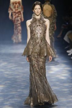 Marchesa Autumn/Winter 2016 Ready-To-Wear Collection | British Vogue