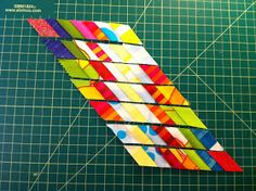 Sew What: Woven Star, Lone Star