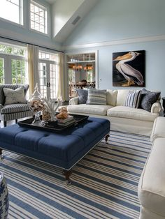 Living Room Nautical Design, Pictures, Remodel, Decor and Ideas - page 18