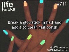 glow stick hacks 7