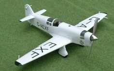 Henshaw Mew Gull. Marsh Models/Aerotech, 1/32, resin, initial release 2015, No.32002. Price: Not Sold.
