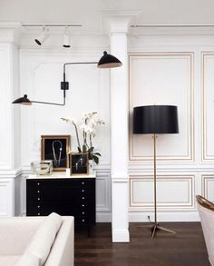 how to achieve new traditional style in  your home