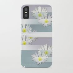 Mix of formal and modern with anemones and stripes 3 iPhone Case by mokkihopero Cool Phone Cases, Iphone Cases, Best Phone, Stripes, Modern, Art, Art Background, Trendy Tree, Kunst