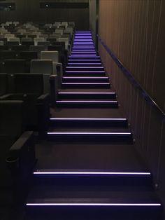 Cinema 1 at Eyefilm in Amsterdam, Netherlands.