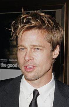 "VANITY FAIR BRAD PITT | Brad Pitt: ""I miei primi 50 anni (devo godermi il 2013, non so ..."
