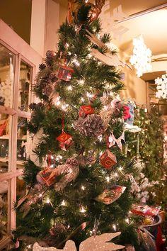 Chrismas Tree by Cynthia Woods